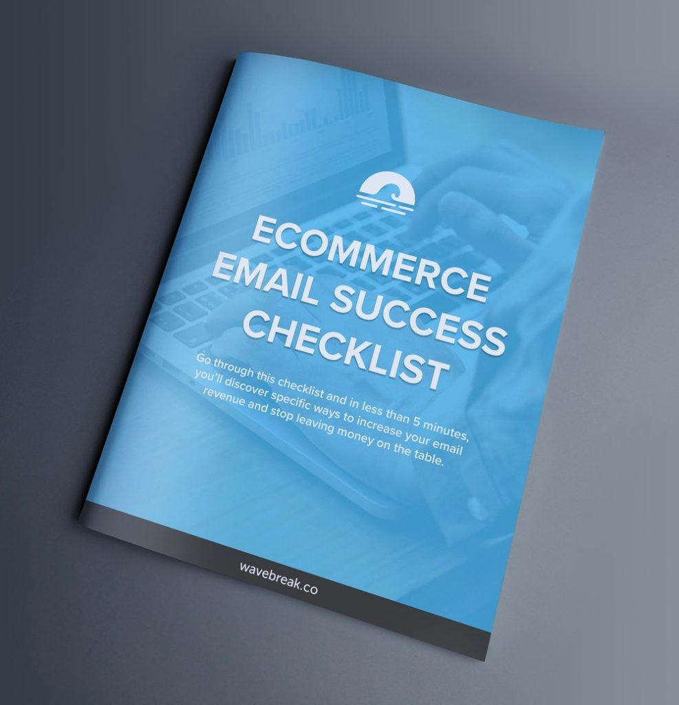 Ecommerce Email Success Checklist